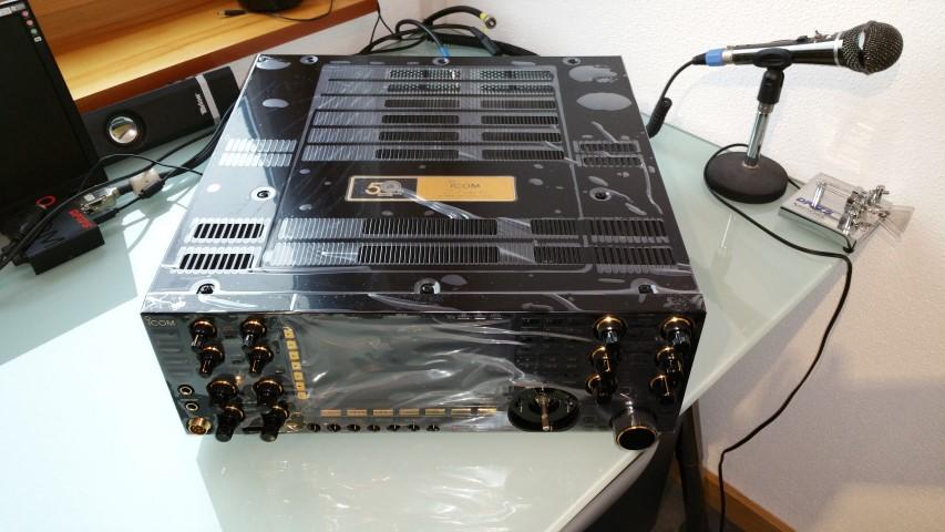 Icom Ic 7850 Df7ee De