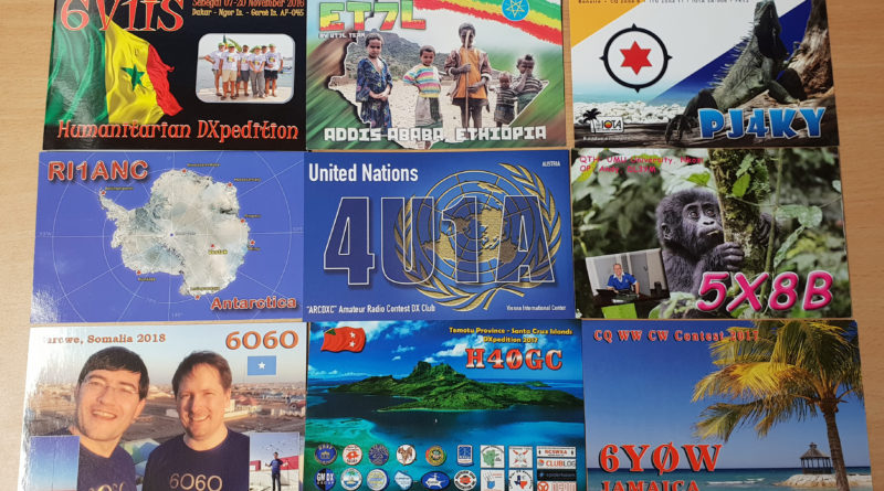 QSL Bureau September